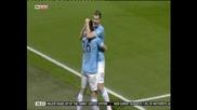 """""""Манчестър Сити"""" надигра с 3:1 """"Уест Бромич"""" и остава в сметките за титлата"""