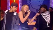 Mariah Carey - Touch my Body Live on Friday Night Project
