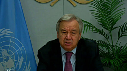 UN: Guterres 'deeply worried' about 'lack of progress on adaptation' ahead of COP26
