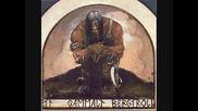 Gamle Gullbrand (arve Moen bergset) - Old mountain troll