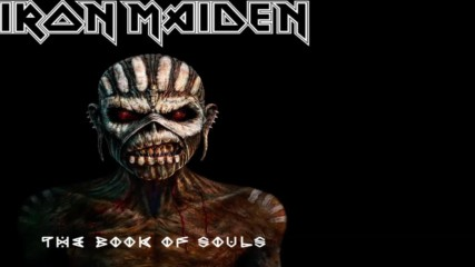 Iron Maiden - The Book of Souls - anons