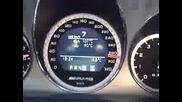 C63 Amg max speed