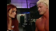 Wwe Smackdown Backstage Maria and Dolph Ziggler