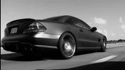 Mercedes Sl55 - Vossen Wheels