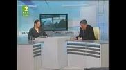 """"""" Mестно време """" по Бнт 2, тема: Европроект за транспорта във Варна"""