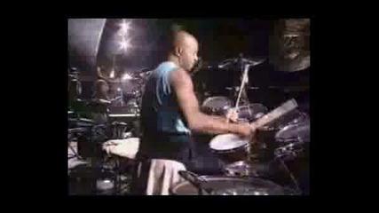 P.collins - C.thomson - Drum Duet (live92)