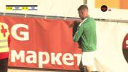 Пухкав натрапник спря за момент мача в Благоевград