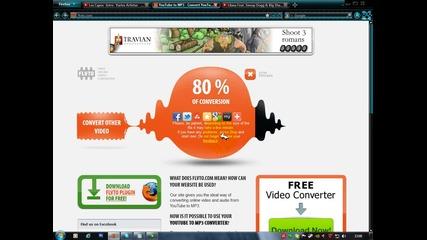 Как да теглим музика от www.youtube.com без програми