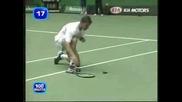 Смърт По Време На Тенис Мач