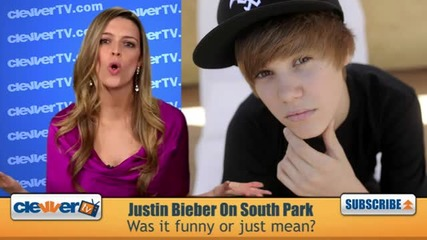 Youtube - Justin Bieber Parodied On South Park