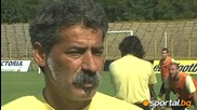 Енрико Пичионе: Моля за търпение, изграждането на отбор е тежък процес