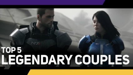 Top 5 Legendary Game Couples