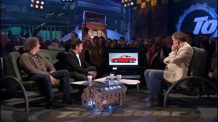 Смях! Истината за Porshe 911. / Top Gear /