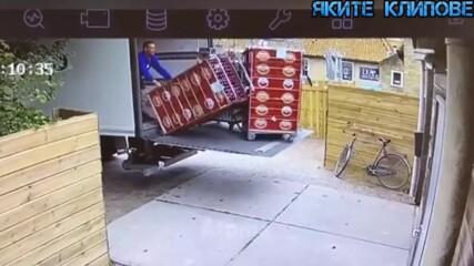 Супер гафове на работа - Яките клипове