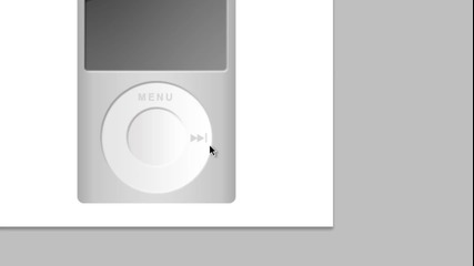 ipod Nano 4th Generetion - Photoshop Cs5
