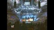Wrestlemania Xx Golberg vs Lesnar гост съдия Стив Остин с превод