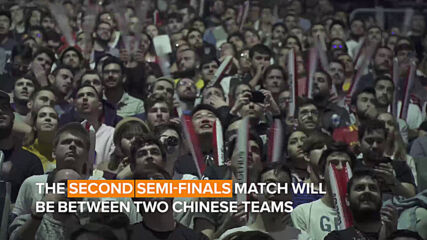 The 2020 LoL World Championship semi-finals are happening this weekend!
