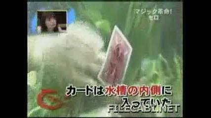 Японски илюзионист