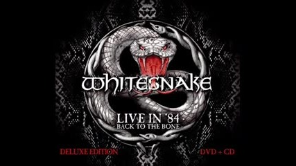 Whitesnake - Medley: Gambler / Guilty Of Love / Love Ain't No Stranger / Ready An' Willing (featuri