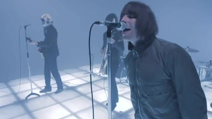 Beady Eye - Blue Moon/ The beat goes on (manchester City)