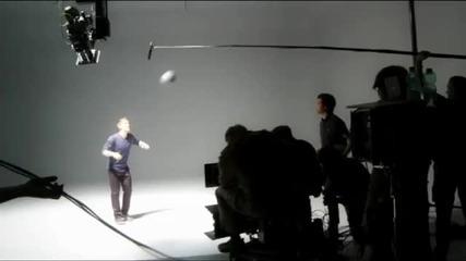 Bastian Schweinsteiger - Filmdreh