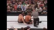 Triple H Vs John Cena Wrestlemania 22
