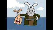 Заешки Пародии - Freddy Vs Jason
