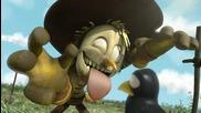 Плашилото и гаргата - Анимация!
