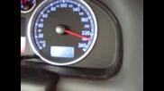 B5.5 Passat 1.8t Abt Top Speed Run 250 km h (155.3 Mph) - passat