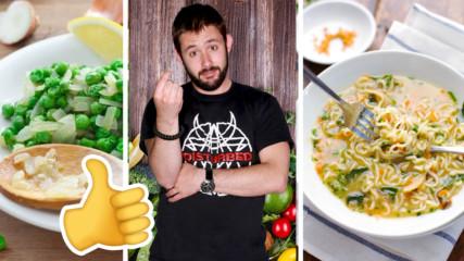 Вкусно и здравословно: 3 рецепти за основни ястия за под 10 лв.!