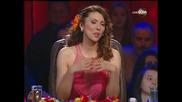 Dancing Stars - Албена Денкова и Калоян салса (15.04.2014г.)