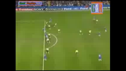 Голът На Drogba Срещу Juventus 25.02.2009
