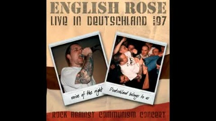 English Rose - By Any Means (live)