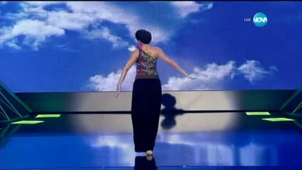 Елен Колева - Пантомима - И аз го мога (20.05.2015)