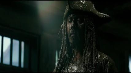 Pirates Of The Caribbean 5 Trailer (2017) Dead Men Tell No Tales Disney Movie