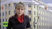 Russia: Suspect blows himself up after killing police officer in Yaroslavl