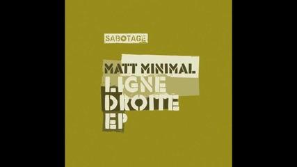 Matt Minimal - Pluton ( Original Mix )