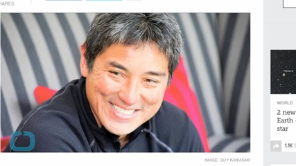 Guy Kawasaki Doesn't Think Apple Watch is a Man's Watch Watch