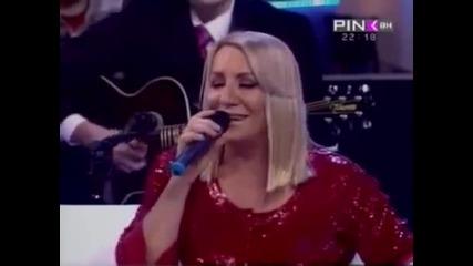 Vesna Zmijanac, Aca Lukas, Zika Jaksic i Ivana Pavkovic - Narod pita - (TV Pink 7.3.2011.)