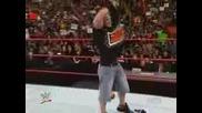 John Cena Предизвиква Orton За Wwe Титлата