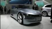 Най модел Volkswagen L1 Concept
