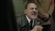 Хитлер разбира за Реал Мадрид - Барселона 0:4