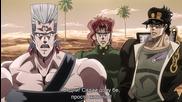 [terrorofice] Jojo's Bizarre Adventure - Stardust Crusaders - 18 bg sub [720p]