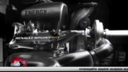 Предкамерното горене в двигателите от Формула 1