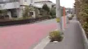 Земетресението в Япония. Евакуация !!