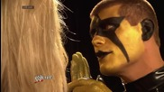 Stardust embraces the bizarre side: Raw, July 7, 2014