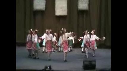 55 - ти Юбилей на Танцов състав Балкан