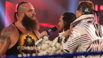 "The Miz & John Morrison roast Braun Strowman on ""The Dirt Sheet"": SmackDown, May 22, 2020"