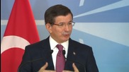 Belgium: No Turkish PM or President will apologise for doing duty - Davutoglu