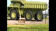 Един 0т Най-големите Камиони в света